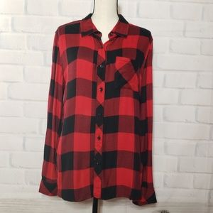 Peyton jensen buffalo plaid 30